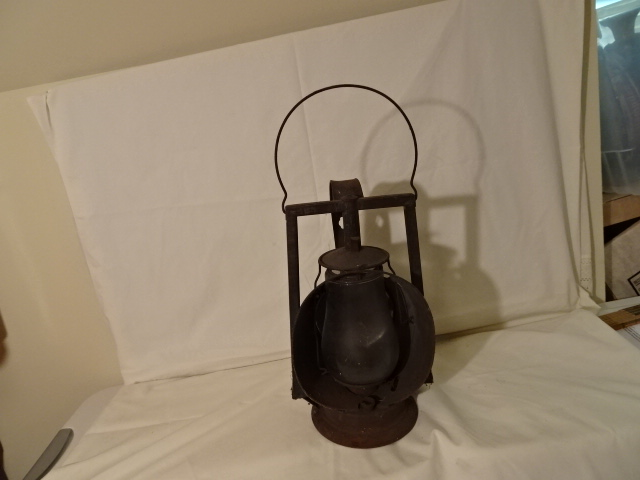 "Dietz ""Acme Inspector Lamp - New York"" 15"" h"